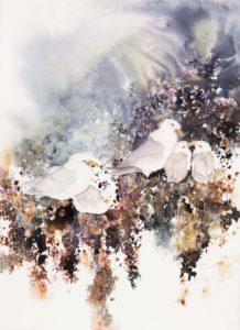 Aboriginal Artist Prize   Lyn Butchart and Land Spirits #2