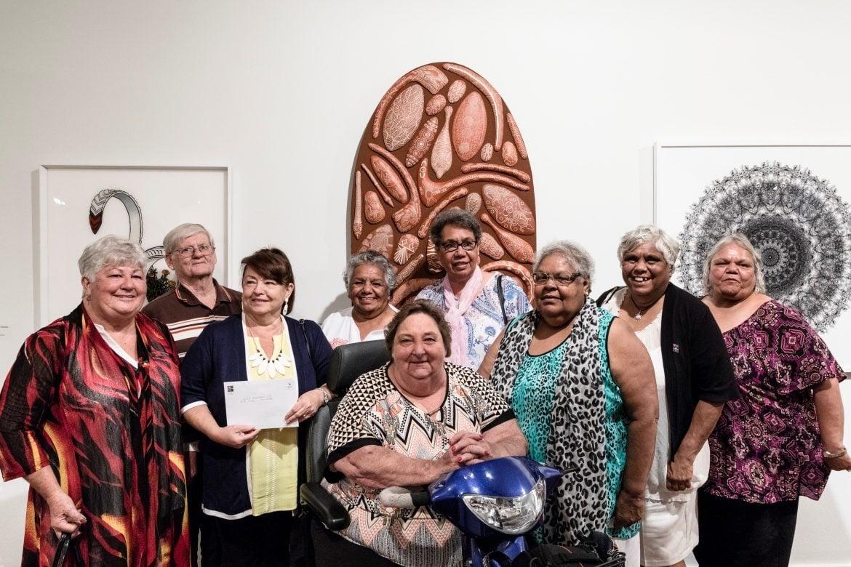 2018 Blacktown City Art Prize Winners