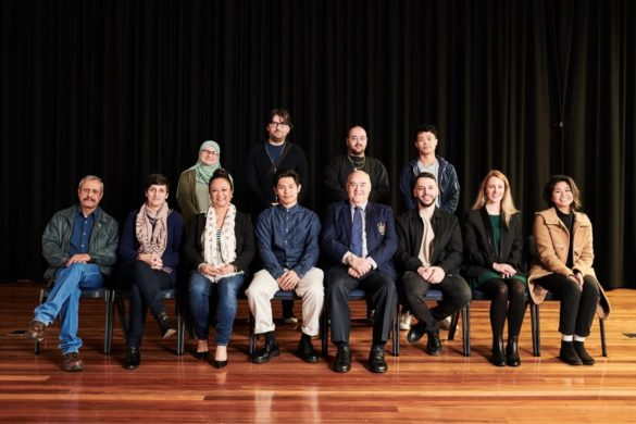 Recipients of the 2019 Creative Arts Fund