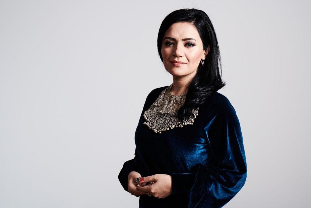 Maryam Zahid portrait