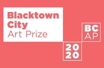 Blacktown City Art Prize 2020 logo