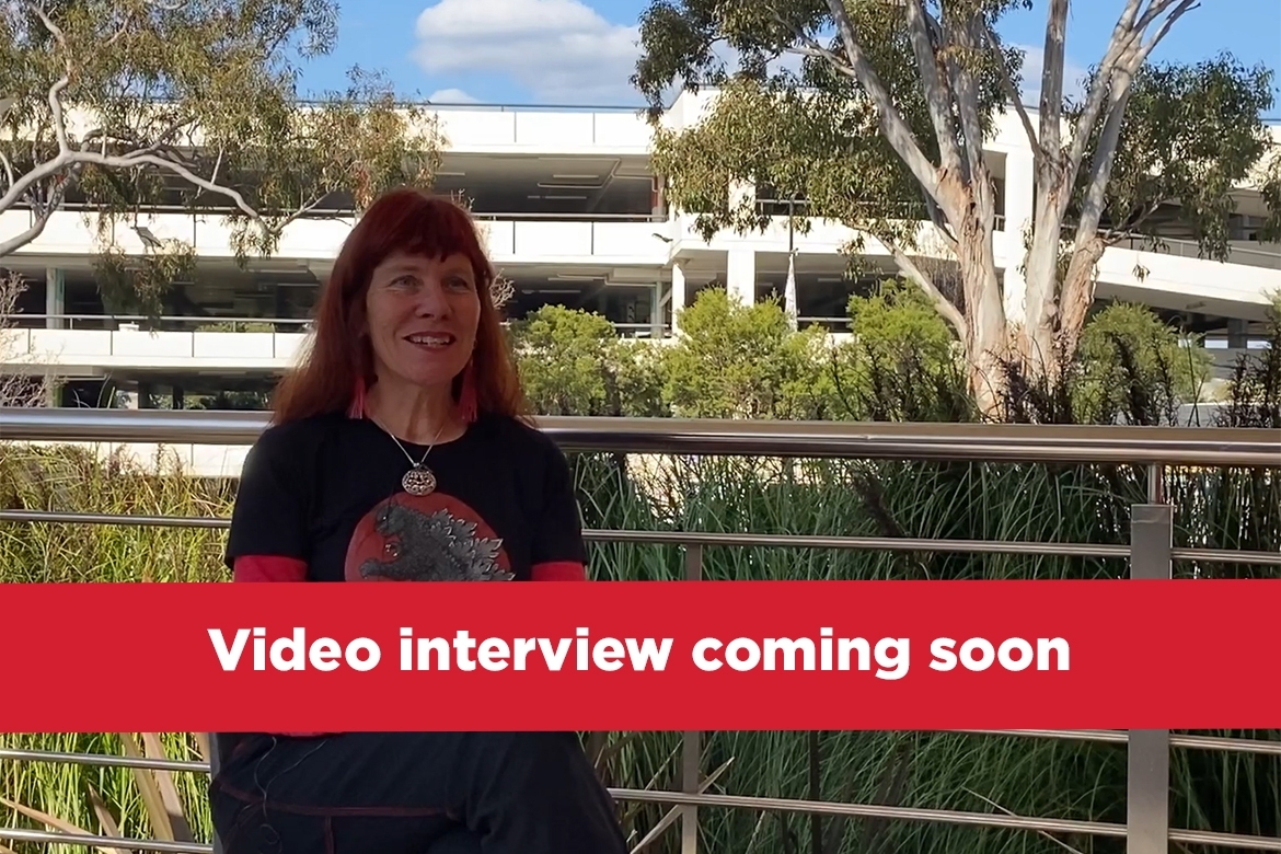 Interview with Julie Vulcan coming soon
